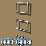 The Space Ladder by Sailmaster-Seion