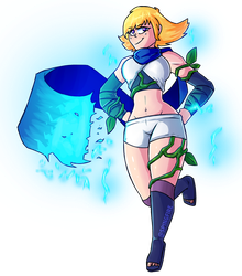 [Kid Icarus] Phosphora by Spingfire