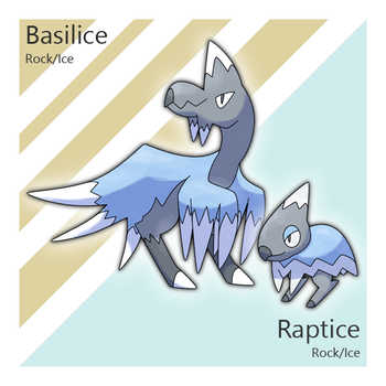 Raptice and Basilice by Tsunfished