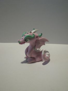 Little Pink Dragon for sale! by EarthenPony