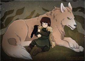 Bran by Thrumugnyr