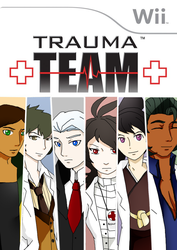 Trauma TeWHAT?? by lucalucario