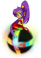 Shantae For Smash by JamoART