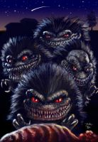 Critters by jmacomic
