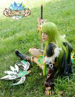 Rena Night Wacther NW ELSWORD COSPLAY My Duty by LilituhCosplay