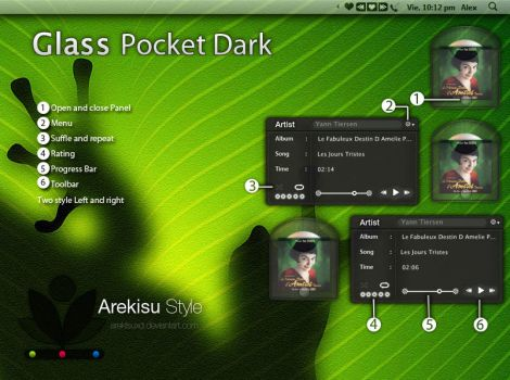 Glass pocket dark 2.1 by arekisuxD