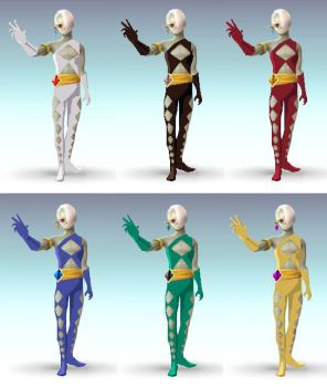 Ghirahim Smash Bros. Costumes by Junkey