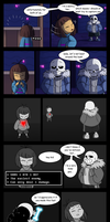 Undertale - The Sentry - part 2 by TC-96