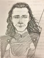 One more Lokis study by Cris-Nicola