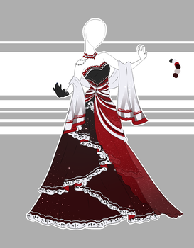 .::Outfit Adoptable 60(CLOSED)::. by Scarlett-Knight