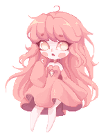 [Animation] Pixel Bby by Casadriss