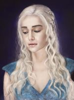 Daenerys by Sadeq-Photography