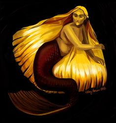 Mermay GOLDEN by Inprismed