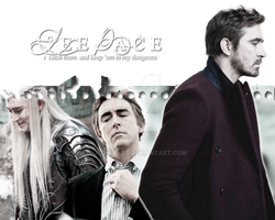 Lee Pace by Athraxas