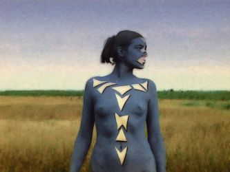 Woad Witch by LaurionStudio