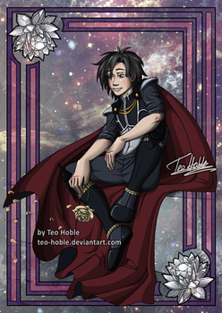 Prince Endymion by Teo-Hoble