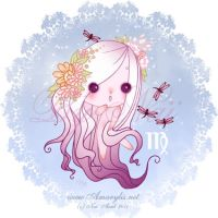 Astrological sign virgo by Nailyce