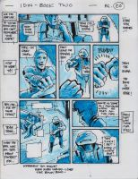 IDW TMNT Book Two Pg 20 by Kevineastman