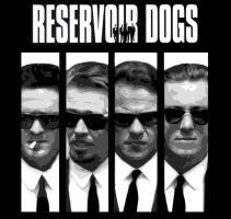 reservoir dogs by d-russo
