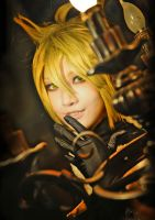 Vocaloid-Mr.Alice-Len by CE-Ciel