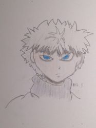 Killua Zoldlyck by Darkwolf335