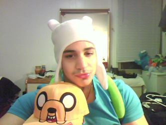 Me as Finn by P0C0L0C0