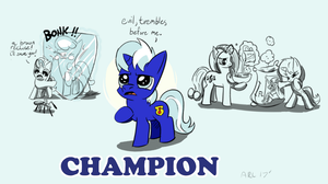 Champion by LytletheLemur