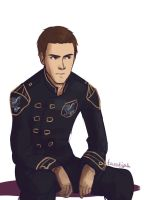 Chaol Westfall by taratjah