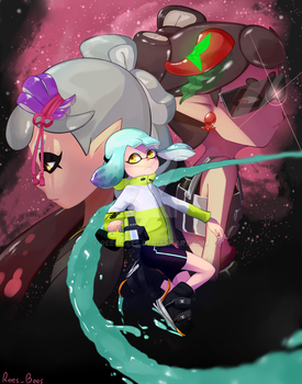 Splatoon 2 Single Player by Rees-bees