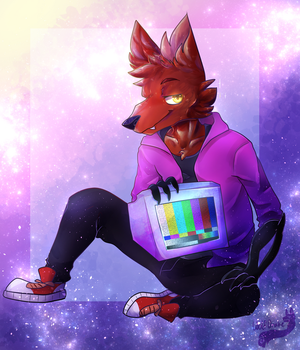 Pyrocynical [FA] by TheWolfDrake