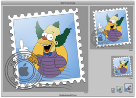 Mail From Krusty by Mickka