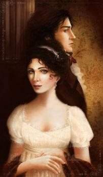 Pride and Prejudice by ellaine