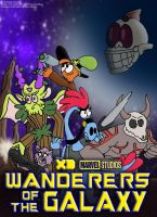 Wanderers of The Galaxy Poster by RDJ1995