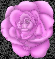 Rose Base Colored by DarkAngel2008