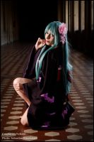 Morrigan by Neferet-Cosplay