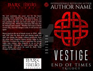 End of Times Series - 3rd of 3 Cover Set