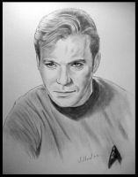 William Shatner - Captain Kirk by willow1