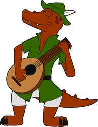 Kobold Bard by Aquablast-Fon