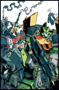 Last Stand of the Wreckers by dcjosh