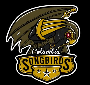 Columbia Songbirds by Beloved-chan