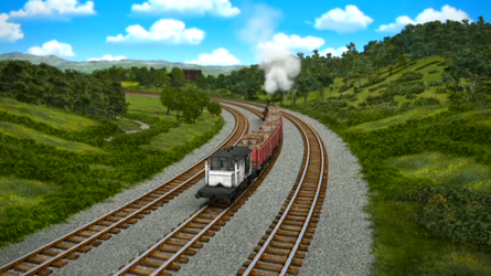 The worst frame to exist in Thomas and Friends by RonanL10