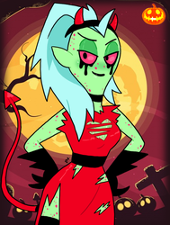 Wander Over Yonder - Lord Dominator 54 by theEyZmaster