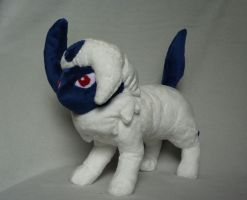 Absol Plush by Plush-Lore