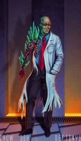 Infected doctor by Deftonys-muse