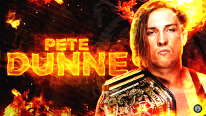 Pete Dunne Wallpaper by LastSurvivorY2J