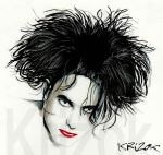 Robert Smith by krizok