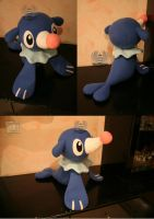 Life size Pokemon POPPLIO plush