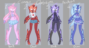 Closed Species adopts CLOSED by Lunathyst