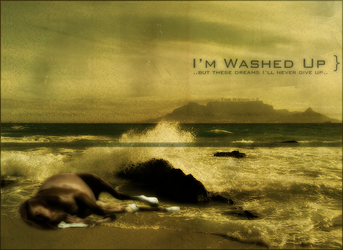 washed _up_ by jumperkins