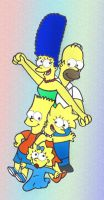 The Simpsons by Lilostitchfan